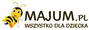 Logo - majum.pl - Wszystko dla dziecka