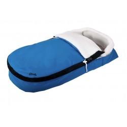 Śpiworek do wózka Baranek Niebieski