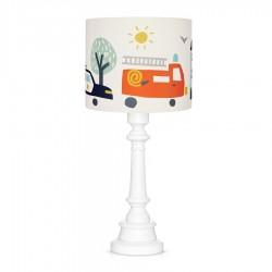 Lampa stojąca dla dzieci CITY TRANSPORT