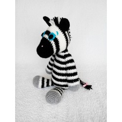 Zebra - Mila ( CZARNO - BIAŁE PASKI )