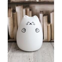 Lampka Kot szczęściarz