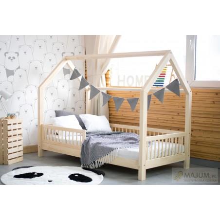 Łóżko Domek Pioli - bez szuflady
