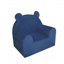 Fotelik dla dziecka Velvet Navy