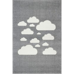 Dywan Dziecięcy CLOUDS SKY ECRU/GREY