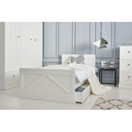 Łóżko 200x70 Marie Pinio