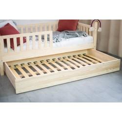 Łóżko Domek Bianco Plus - Łóżko Domek w stylu skandynawskim