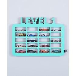 Półka na samochody LEVEL1 - Wybierz kolor
