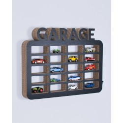 Półka na samochody GARAGE - Wybierz kolor