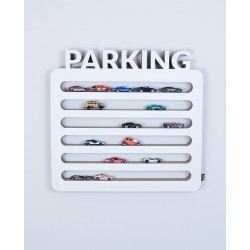 Półka na samochody Parking  - Wybierz kolor