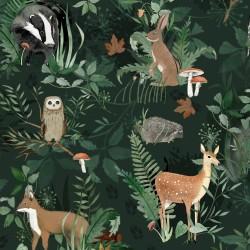 Pościel Bambusowa z wypełnieniem 100% Bamboo Woodland