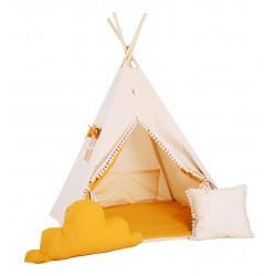 Namiot Tipi Kremowy Miodek