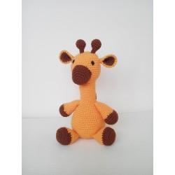 Żyrafa na szydełku ( GUSIA )