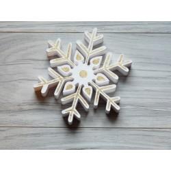 Śnieżynka - ozdoba świąteczna
