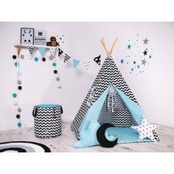 Namiot Tipi Kreatywne obłoczki