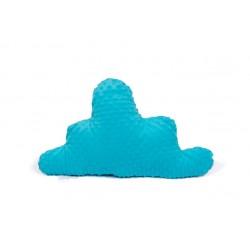 Poduszka Chmurka Niebieski miękki obłoczek