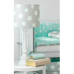 Lampa dla dzieci GREY STARS