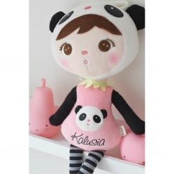 Lalka Metoo miś panda 50 cm