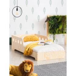 Łóżko dla dziecka z barierkami KIKI 16