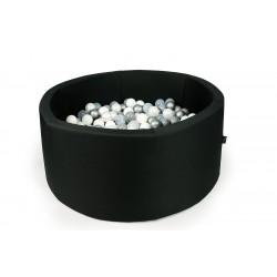 Suchy basen z kulkami ( 250 piłeczek ) - Koło Czarny