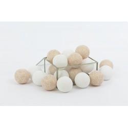 Cotton Balls - Świecące kule - Goldie