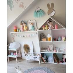 LUSTRO dekoracyjne Króliczek – lustra dekoracyjne na ścianę