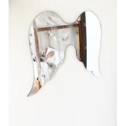 LUSTRO dekoracyjne Skrzydła Anioła – lustra dekoracyjne na ścianę