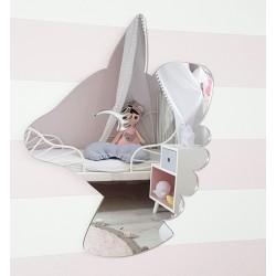 LUSTRO dekoracyjne Jednorożec by Melootka – lustra dekoracyjne na ścianę