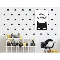 Naklejka na ścianę - Batman