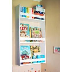 Drewniana Półka na książki – biblioteczka