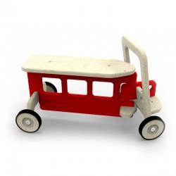 Jeździk Auto - Czerwony