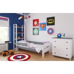 Łóżko dla dziecka Adaś bez szuflady