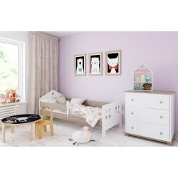Łóżko dla dziecka Pola bez szuflady
