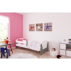Łóżko dla dziecka Viktor bez szuflady