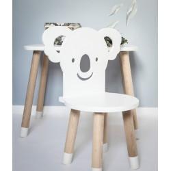Krzesełko dziecięce KOALA